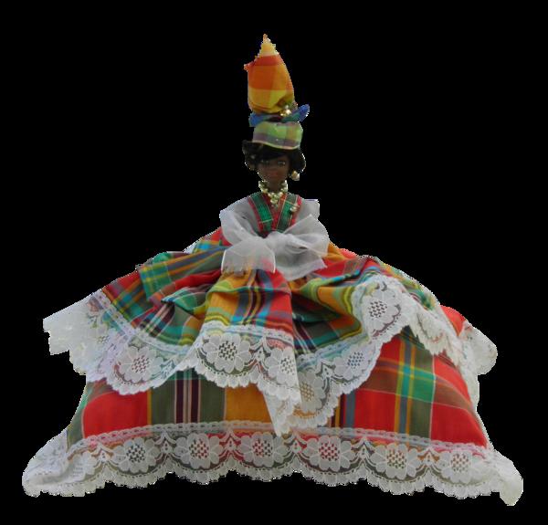 Tube poupée de Guadeloupe