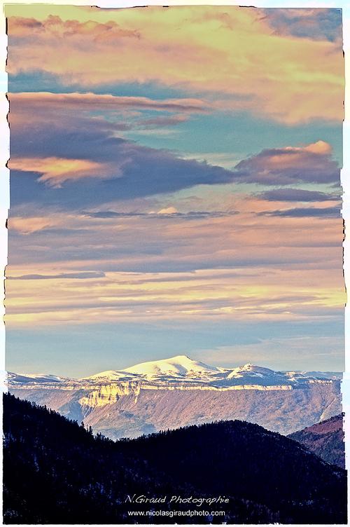 La magie des espaces vierges du Mont Barral