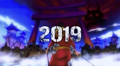 One Piece Anime révèle de nouveaux visuels pour Wano Country Arc en 2019