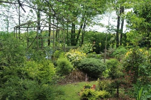 Jardins à la Ville aux clercs (41)