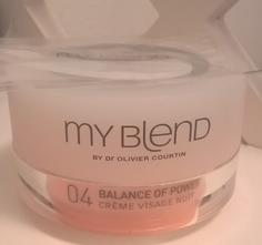 [crème] : de nuit my blend