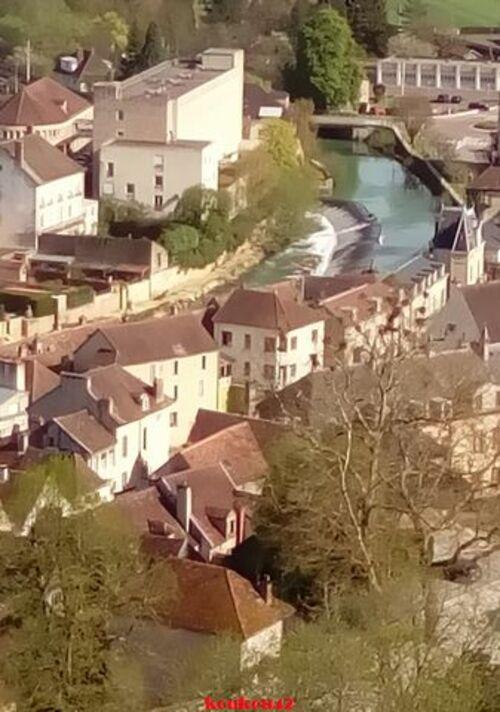 Echappée belle Bourguignonne. Montbard. Le parc Buffon.