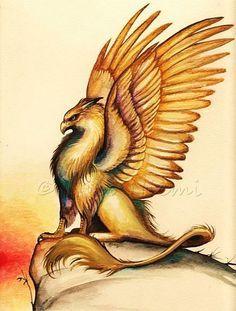 Artwork of Fantasy Creatures - Google Search