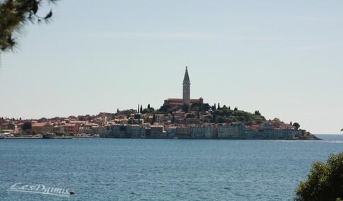 Rovinj en Istrie