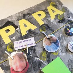 Pense-bête pour Papa - Fête des pères 2016