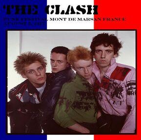 La Saga du Clash - épisode 8: Europe '77 Tour