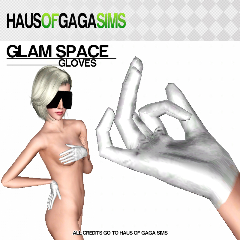 GLAM SPACE GLOVES