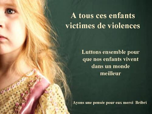 message de paix