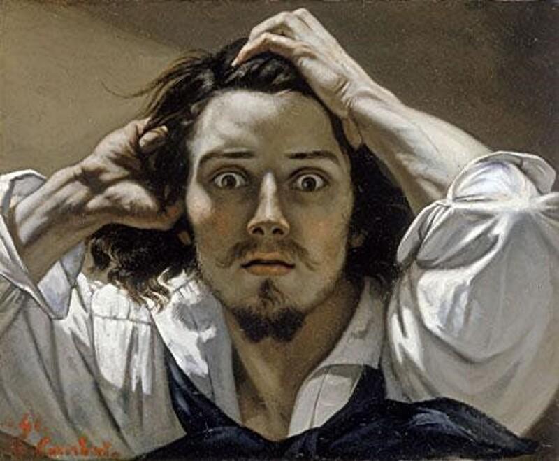 Courbet 3 / les années 1840 -le goût du portrait