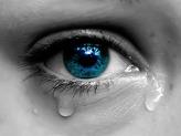 eyes pleure