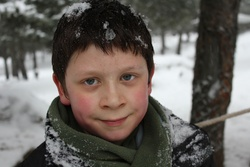 De jolies photos de la classe de neige