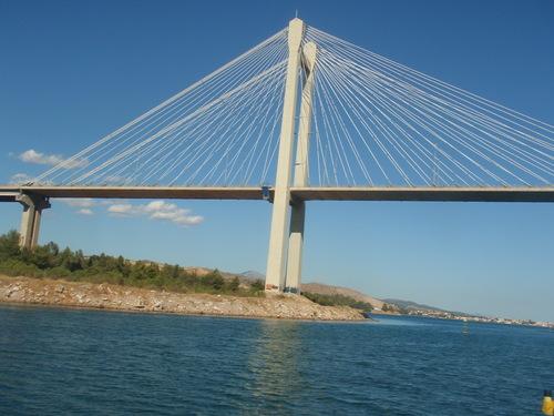 Kalkis .... En passant le pont