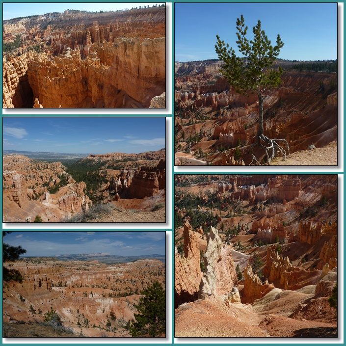 Brice Canyon - USA