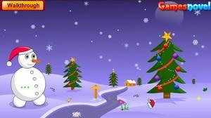 Jouer à Novel Happy Christmas gift escape