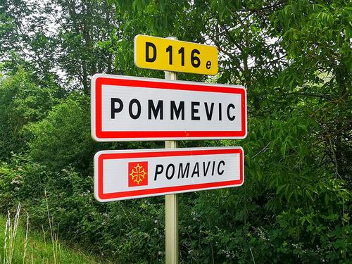 1 - Pommevic