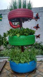 Astuce jardin & Recyclage 2019