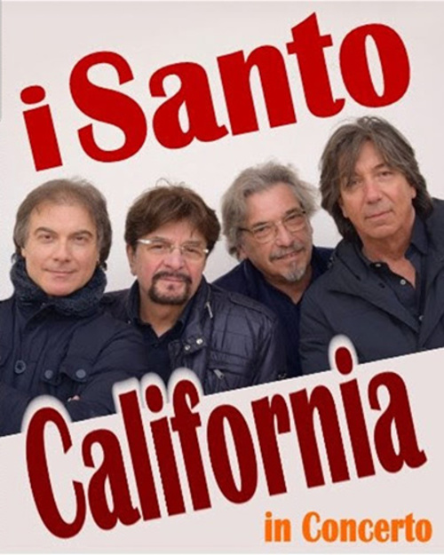 I SANTO CALIFORNIA - Tornero (Chansons italiennes)