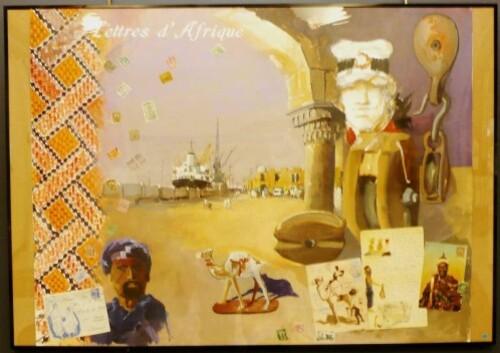 Expo Art postal 64