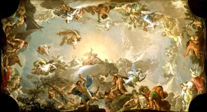Chants - Thème Mythologie
