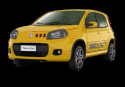 Coup d'oeil: Fiat Novo Uno