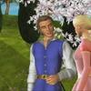 Raiponce et le prince Stefan