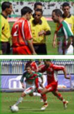 MCA - USM Annaba 2-1 saison 2005/2006