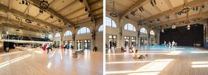 dance ballet class studio class