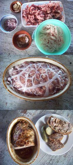 Recette de Terrine de pâté de campagne