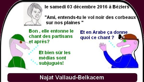 Hollande, Touraine et Belkacem c'est la gauche maladroite en mouvement.