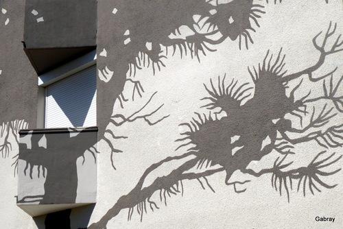 Le Barcarès: façades modernes!