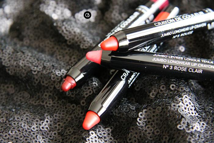 Les Crayon de Couleur Chanel
