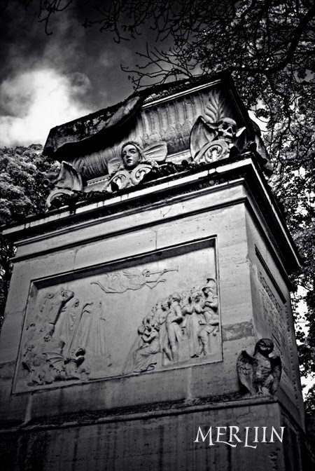 Histoires de cimetières..