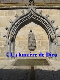 Le Folgoët : La basilique Notre-Dame du Folgoët