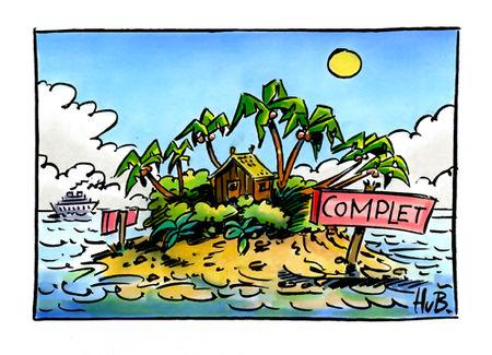 """Le coucou de vendredi, haïku, senryû, thème:""""Une île""""..."""