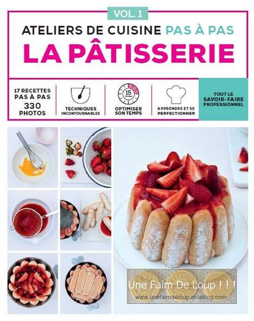 """Collection """" Ateliers de cuisine pas à pas """" - 31 Août 2015"""