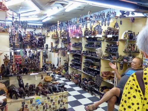 le marché indien de Durban