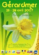 Affiche fête des jonquilles (clic)