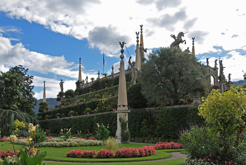 Italie : Stresa, Isola Bella