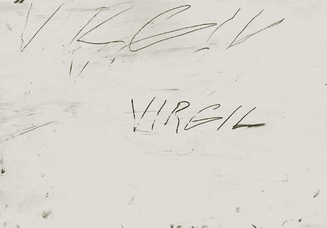 roland barthes essay on cy twombly