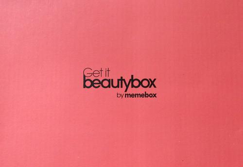 Luckybox #1 : ma première box coréenne !
