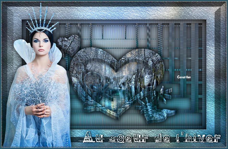 Au coeur de l'hiver - Veroreves