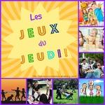 Les JEUX du JEUDI - Famille 2