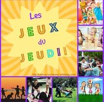 Les JEUX du JEUDI - Thèmes : L'Amour (2)