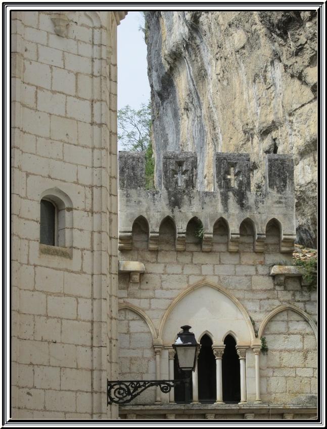 Rocamadour   Le Sanctuaire