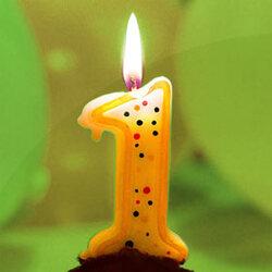 Autre: ♪♫ Joyeux anniversaire!