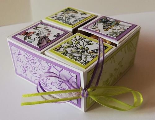 atelier chez Audrey : les cadeaux....