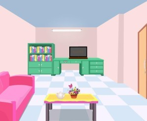 Guest room escape