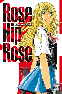 [Manga] Rose Hip Rose