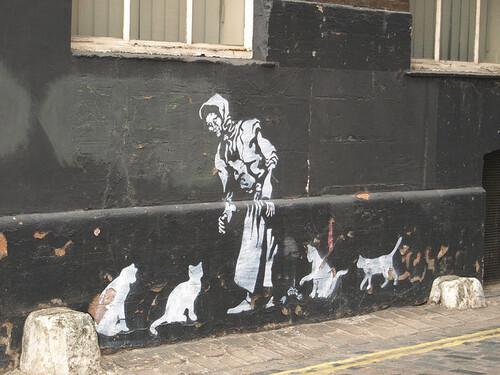 04 - Des chats, des chats … sur les murs