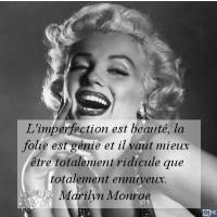 citation Marilyne
